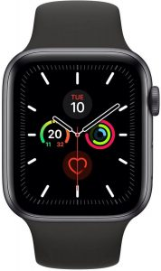 ساعة ابل من الفئة الخامسة Apple Watch Series 5