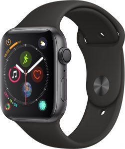 ساعة ابل من الفئة الرابعة Apple Watch Series 4