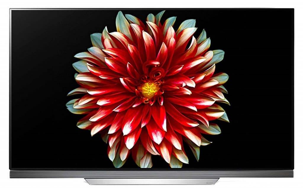 شاشة ذكية أو إل إي دي OLED تتمتع بخاصية ألترا إتش دي UHD بجودة 4K بحجم 65 بوصة
