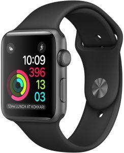 ساعة ابل من الفئة الثانية Apple Watch Series 2