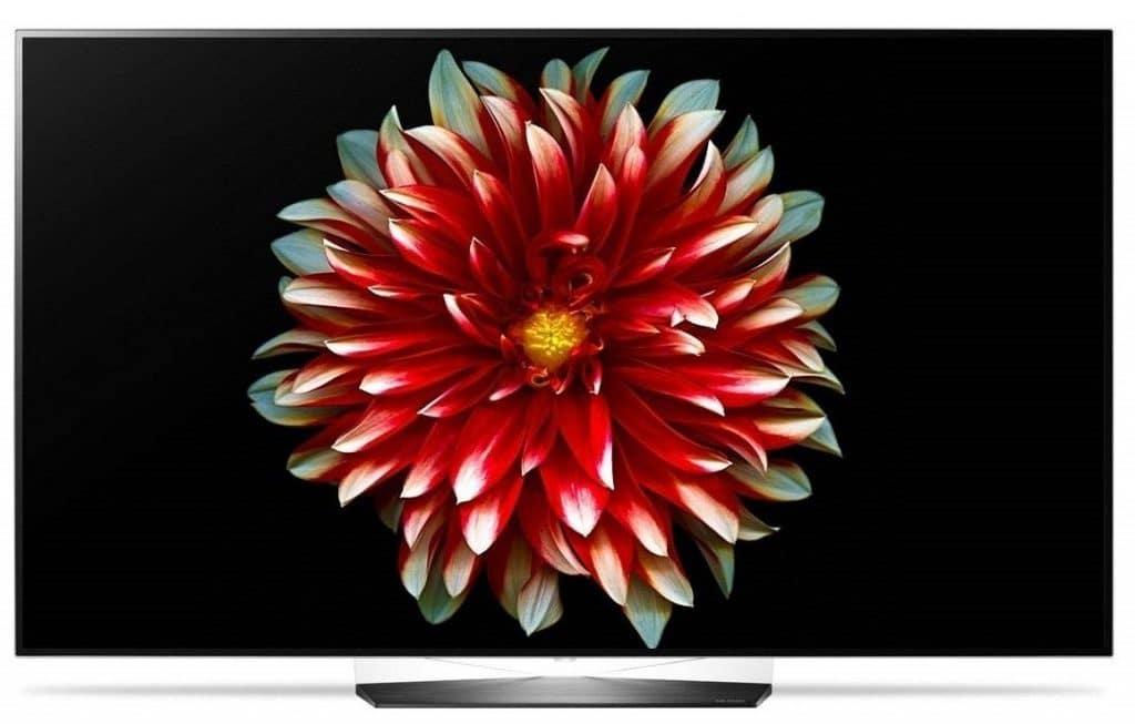 شاشة ذكية أو إل إي دي OLED تتمتع بخاصية فول إتش دي Full HD بحجم 55 بوصة