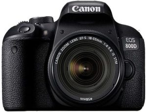 كاميرا Canon EOS Rebel T7i / EOS 800D