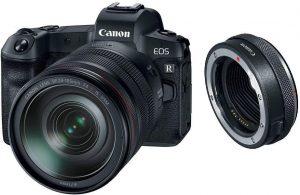 كاميرا Canon EOS R