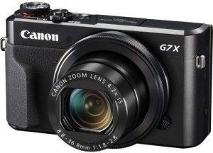كاميرا Canon PowerShot G7 X Mark II