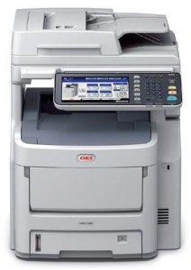 طابعة OKI MB760