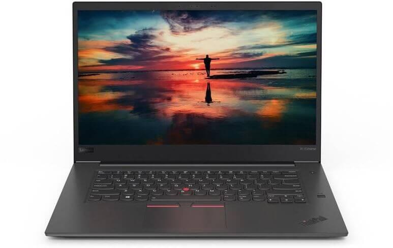 لاب توب Lenovo ThinkPad X1 Extreme mobile workstation