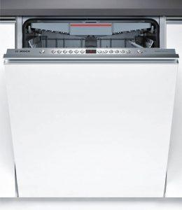 غسالة صحون Bosch سعة 13 فرد، 6 برامج للغسيل - SMV46MX00M