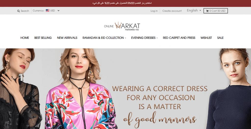 Online Markat