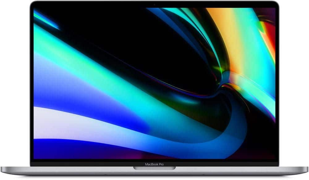 لاب توب MacBook Pro بحجم 16 بوصة - نسخة 2019