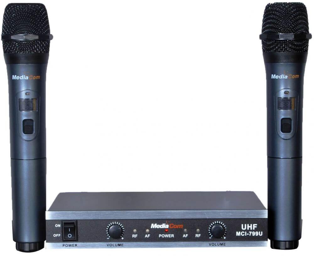 مايك MediaCom MCI 799U Wireless