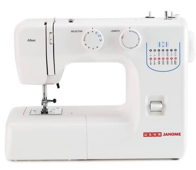 ماكينة USHA Janome Allure Automatic Zig-Zag