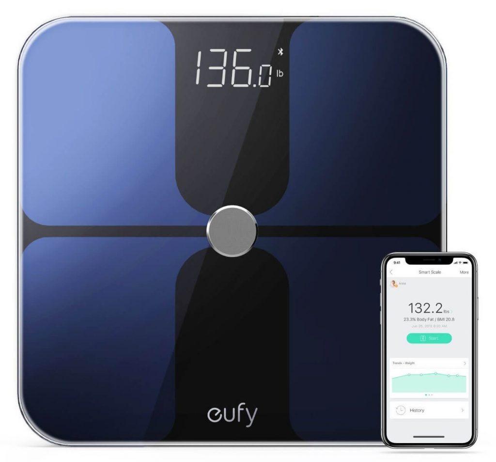ميزان Eufy Smart Scale - أفضل ميزان إلكتروني رخيص