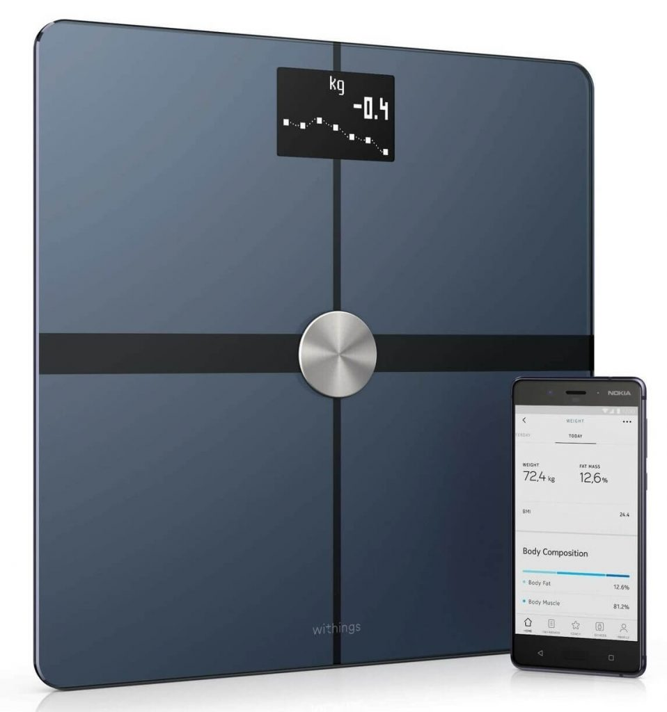 ميزان Withings Body+