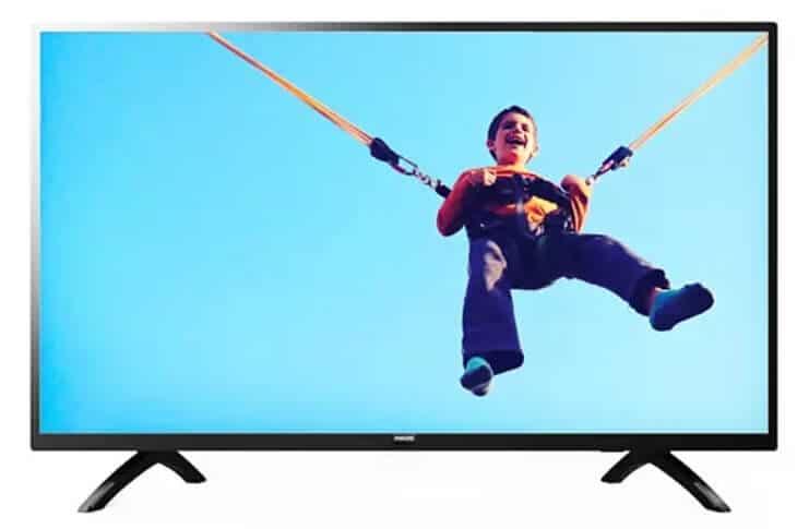 أفضل شاشة سمارت رخيصة: شاشة Philips Ultra Slim Full HD LED بحجم 40 بوصة