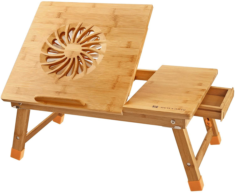طاولة Nnewvante Bamboo