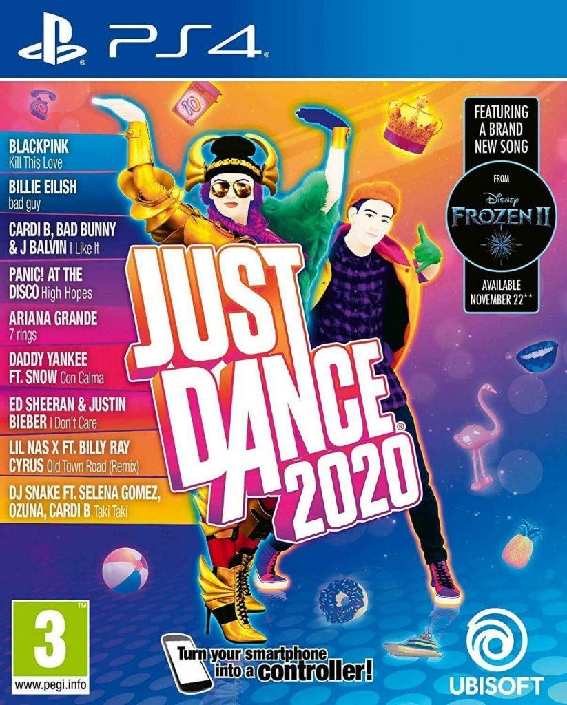 لعبة Just Dance