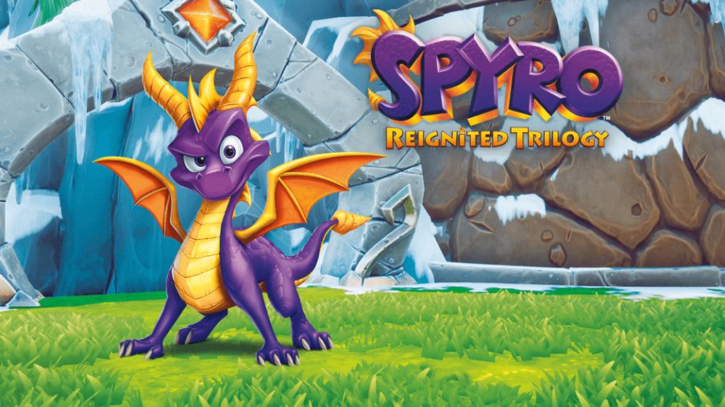 لعبة Spyro: Reignited Trilogy