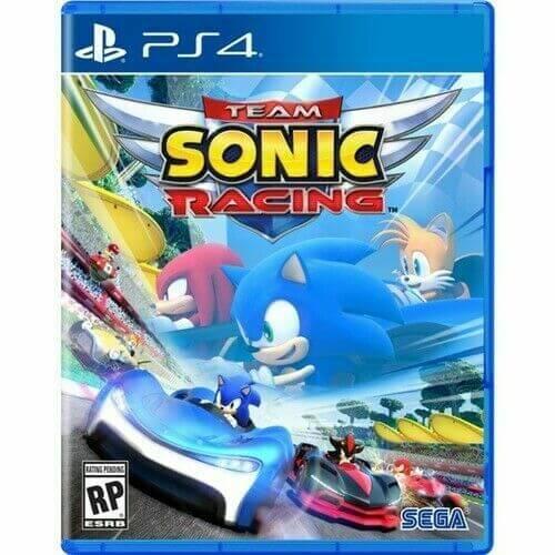 لعبة Team Sonic Racing