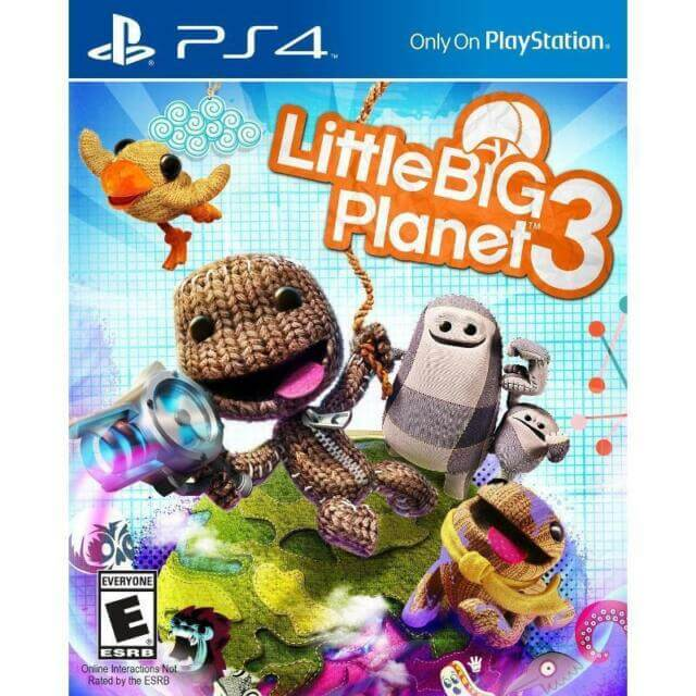 لعبة Little Big Planet 3